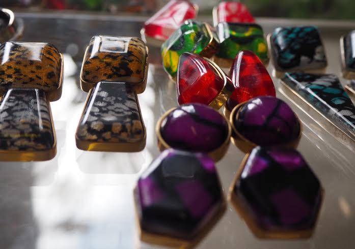 Lewa Jewel Earrings