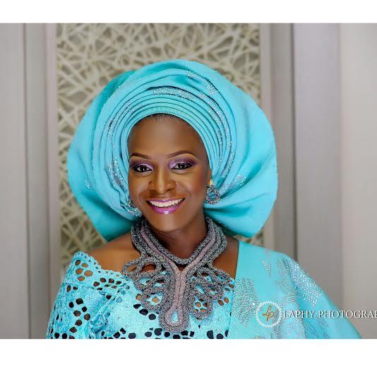 Gbenga Artsmith Blue